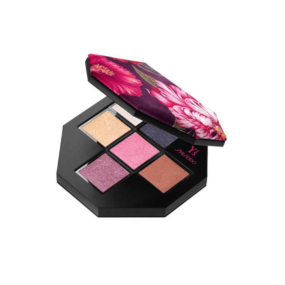 Phấn mắt và má hồng Shiseido Festive Camellia