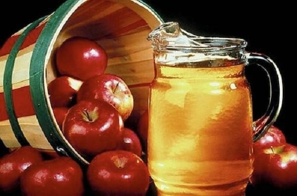 Bất ngờ với công dụng của giấm táo trong việc chăm dưỡng làn da trắng mịn, sạch mụn