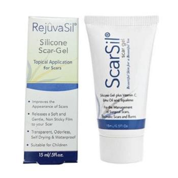 Gel Điều Trị Sẹo Rejuvasil Silicone Scar