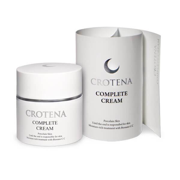 Kem chống nắng che khuyết điểm Crotena CC
