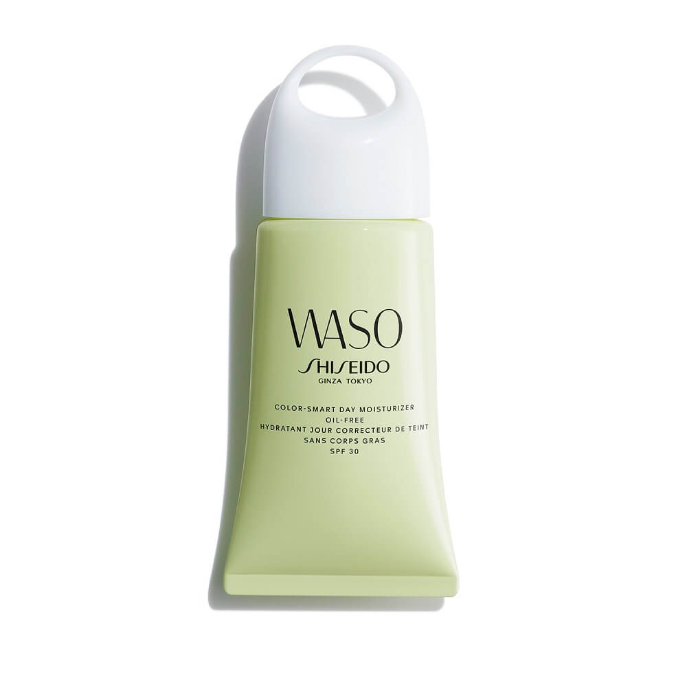 Kem dưỡng sáng da, chống nắng Shiseido Waso Color-Smart Day Moisturizer Oil-Free