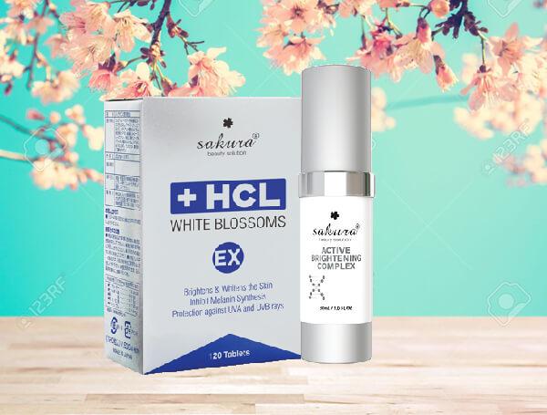 5 Lí Do Chị Em Nên Sử Dụng Bộ Trị Nám Hcl Ex & Enzyme Sakura