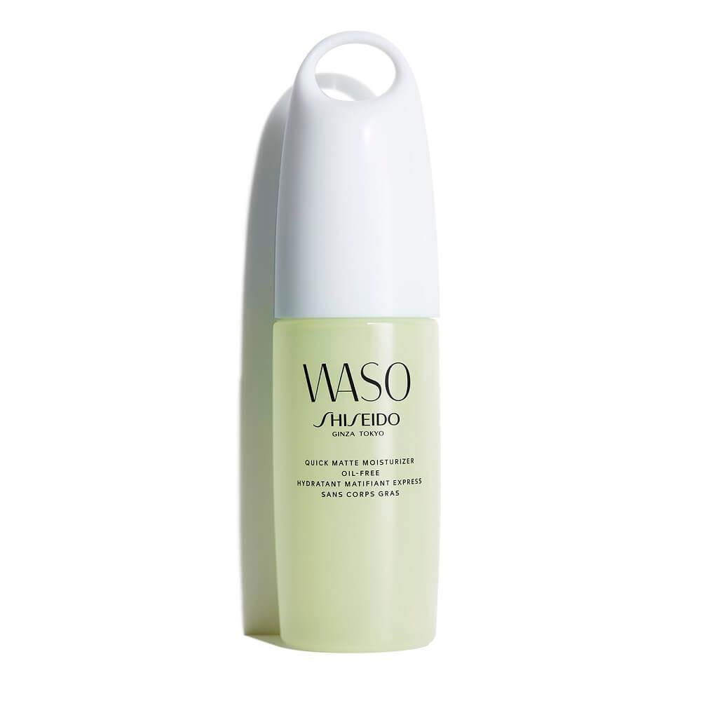 Kem kiểm soát bã nhờn Shiseido Waso Quick Matte Moisturizer Oil-Free