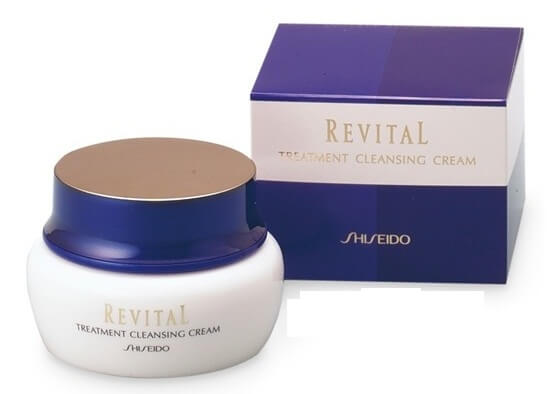 Kem tẩy trang Shiseido Revital Treatment Cleansing Cream