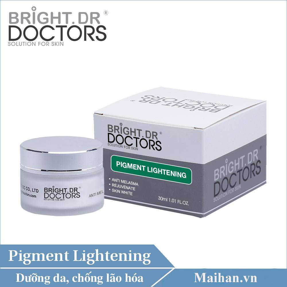 Kem trắng da mặt chống lão hóa Bright.Dr Doctors