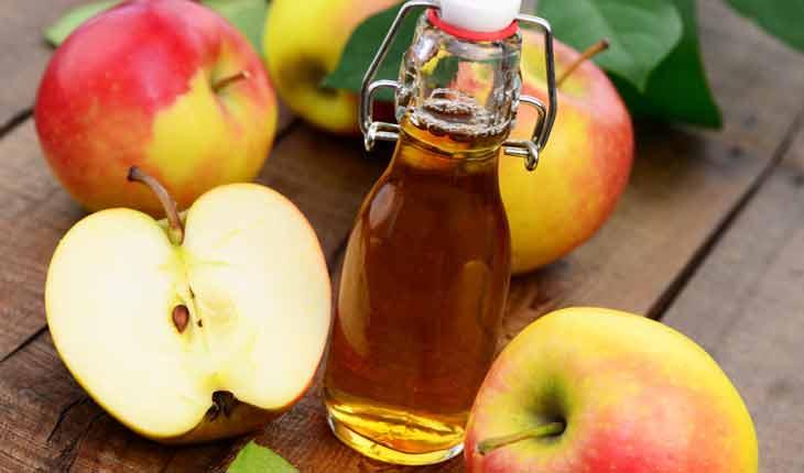 Cách trị thâm mụn hiệu quả tại nhà với giấm táo